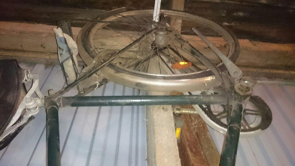 Herrecykel, andet mærke Ukendt, 3 gear