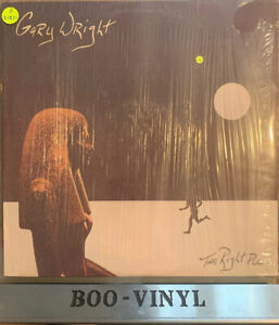 Gary-wright-The-right-place-vinyl-LP-Record-BSK-3511-Nr-Mint-Con