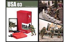 #a03102828 - vs-tanques usa03 estados unidos Ranger con tanques puño WW II - 1:24