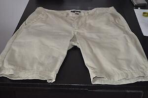 Daniel-hechter-pantalones-cortos-beige-tamano-31-size-31-usado-algodon-como-nuevo