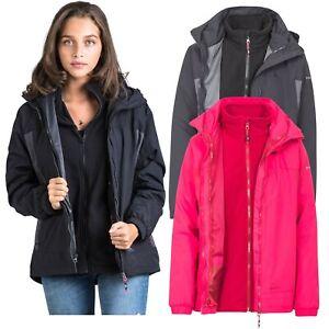 Trespass-Rewarding-Womens-3-in-1-Jacket-Waterproof-Parka-Coat-in-Pink-amp-Black