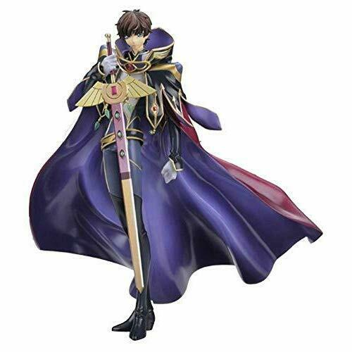 Megahouse Code Geass  Lelouch Of The Rebellion R2  Suzaku Gem Serie PVC Vinyl F
