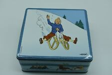 Various for individual purchase Moulinsart 2006-14 Tintin Box Scene