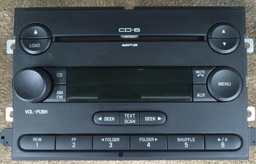 REPAIR SERVICE 2005-2009 FORD MUSTANG RADIO Display ONLY CD Stereo Visteon