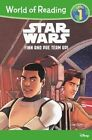 Finn & Poe Team Up! by Lucasfilm Book Group (Hardback, 2016)