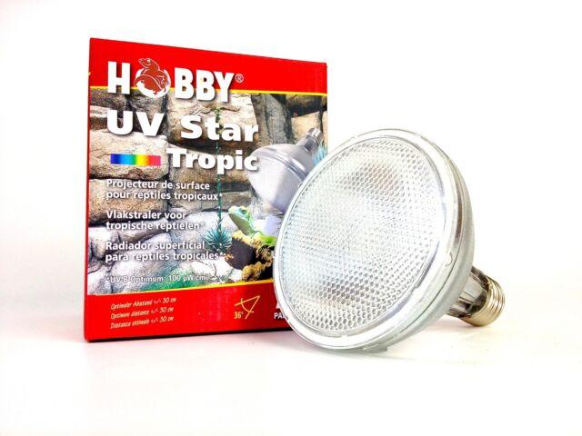 Hobby 37310 Uv Star Tropic 70 W Haustierbedarf Reptilien