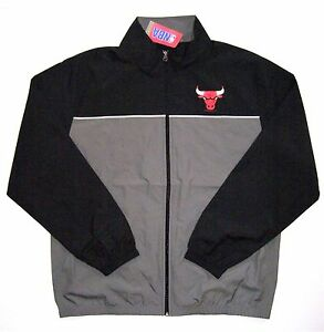 Image is loading NBA-Chicago-Bulls-Gray-Black-Half-Court-Lightweight- 8d7a7046e2c