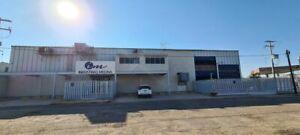 Bodega en venta en Parque industrial de la ciudad de Hermosillo, Sonora.