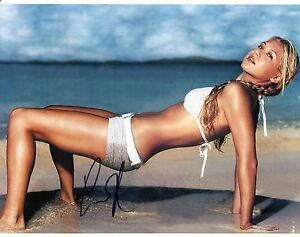 beach Anna kournikova