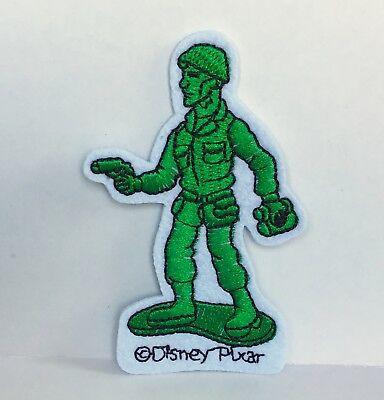 DISNEY Pixar Toy Story Personaggio Soldato ricamato ricamo di Applicazione Patch Cucire//Ferro #16