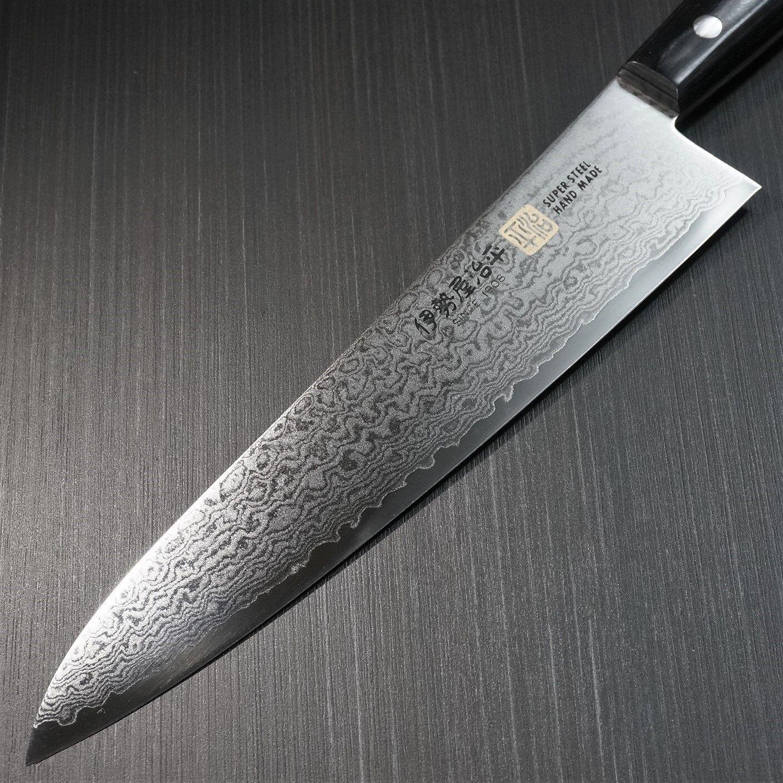 Japanese SETO ISEYA 33 Layers Damascus VG10 Chef Kitchen Knife 210mm Japan G4