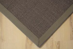 Sisal Teppich Manaus Mit Bordüre Grau 200x250 Cm 100 Sisal Ebay
