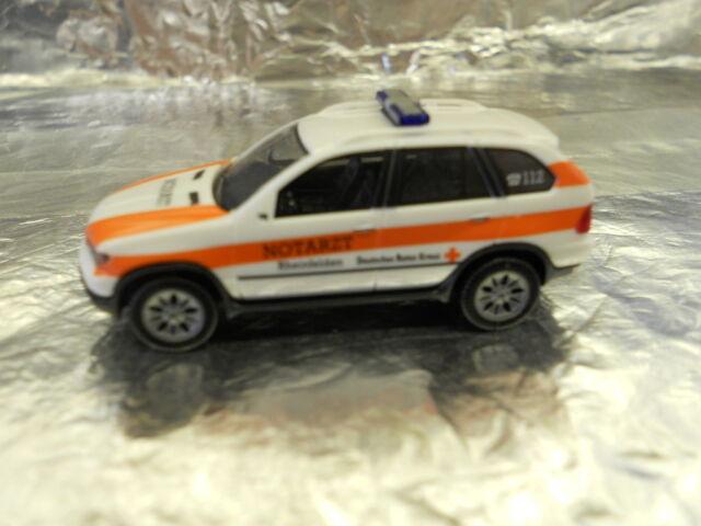 ** Herpa 046244 BMW X5 DRK Rheinfelden 1:87 HO Scale