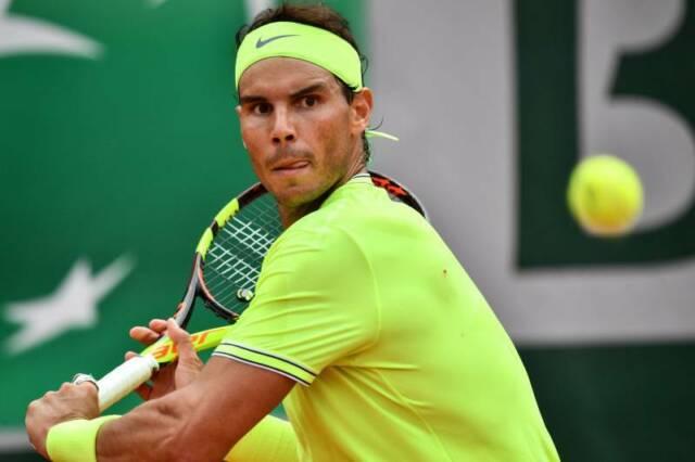 Nike Tennis Headband Head Tie Roger Federer Rafa Rafael Nadal 646191 646919 100 White Black For Sale Online Ebay