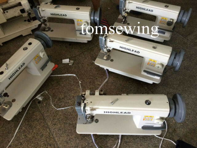 Highlead GC40 Sewing Machine EBay Delectable Highlead Sewing Machine