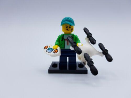 LEGO  FIGURINE LE PILOTE DE DRONE SERIE 20 N°16 REF 71027  *COMME NEUF*