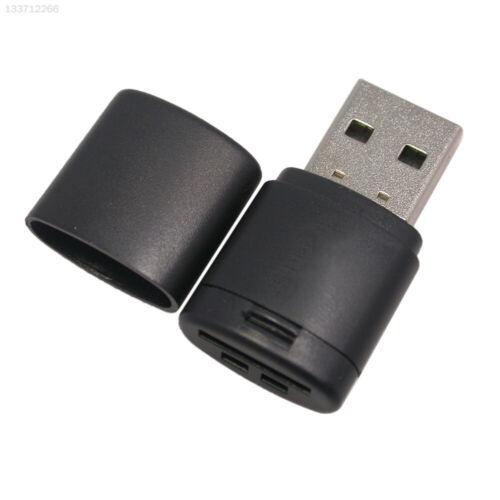 6BBC ABS Adapter Micro SD//TF Computer Memory Card Laptop Desktop USB 2.0 Storage
