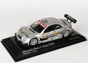 Mercedes-B-enz-C-Class-21-Green-2005-DTM-Minichamps-400053521-Diecast-1-43