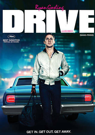Drive DVD, 2012, Canadian  - $3.00