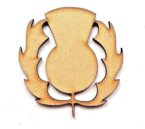 Thistle embellishment Scottish Thistle Craft design Scottish design crafts