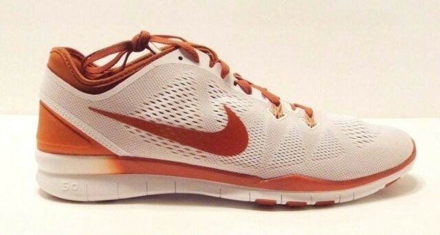 sale retailer feabc 70a72 Nike Training Shoes Free 5.0 TR Fit 5 Women's Size 12 Running Ivory 704674  108