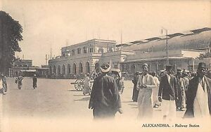 BF8997 railway station tyeps alexandria egypt      Egypt