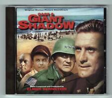 ELMER BERNSTEIN:Cast A Giant Shadow-OST-2002 Varese VCL-LIMITED EDITION-RARE/OOP