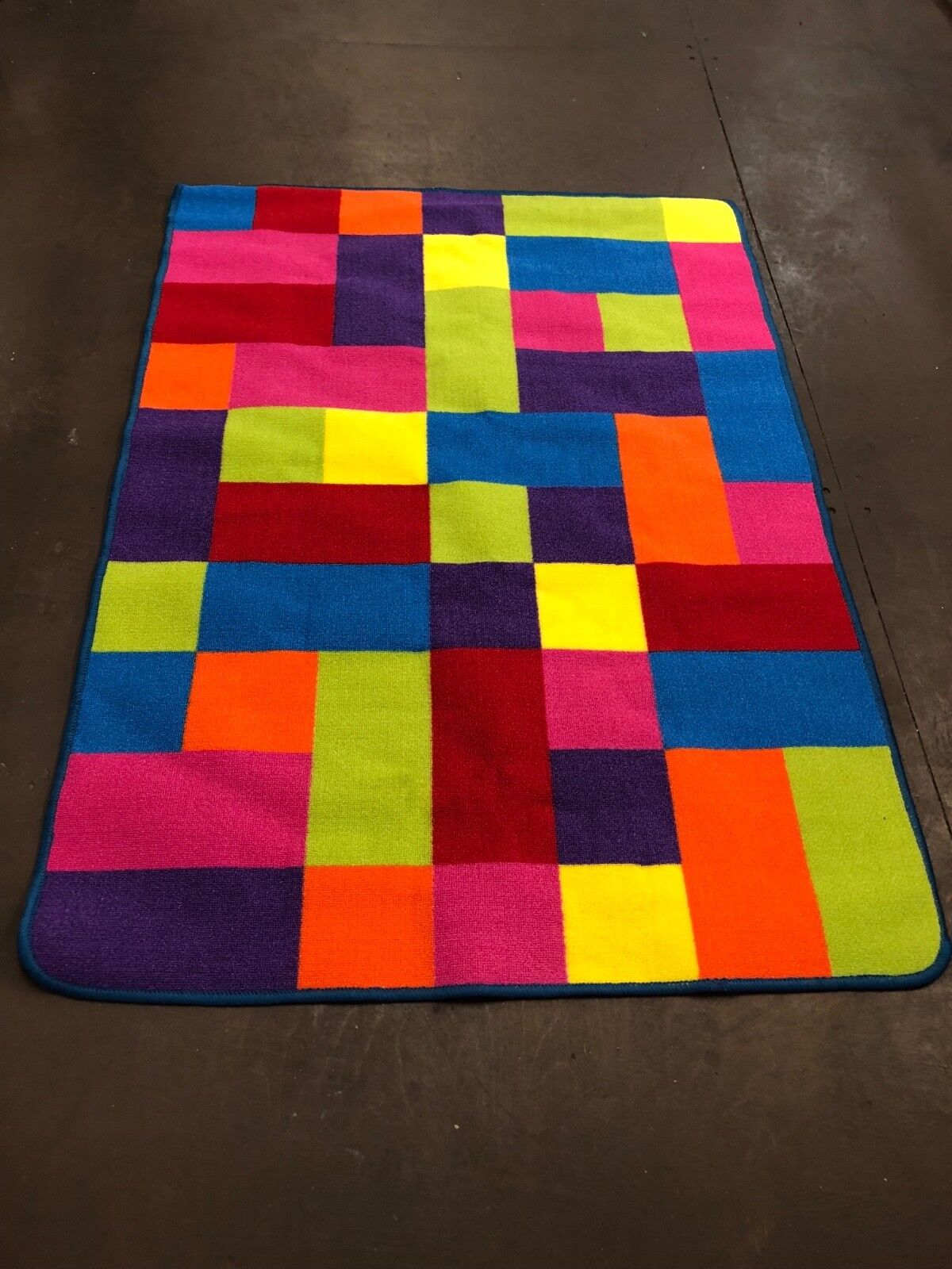Habitat Multi Coloreee RUG Nuovo