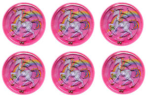 6-Unicorn-Maze-Puzzles-Pinata-Toy-Loot-Party-Bag-Fillers-Kids-Girls-Pink-Ball