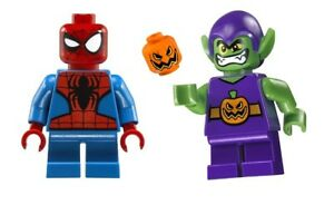 LEGO MARVEL SUPER HEROES MINIFIGURES MIGHTY MICROS SPIDER-MAN GREEN GOBLIN