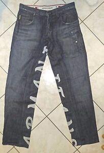 uk availability 4d238 603b4 Dettagli su Pantaloni UOMO Armani Jeans AJ tg-46 SERIES 005 INDIGO Made in  Italy