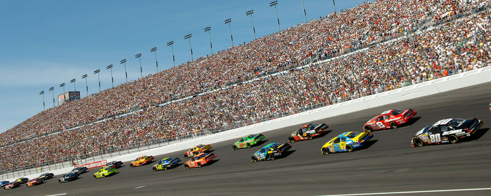 Bojangles Southern 500 Monster Energy Cup