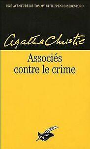 Associes-contre-le-crime-de-Christie-Agatha-Livre-etat-acceptable