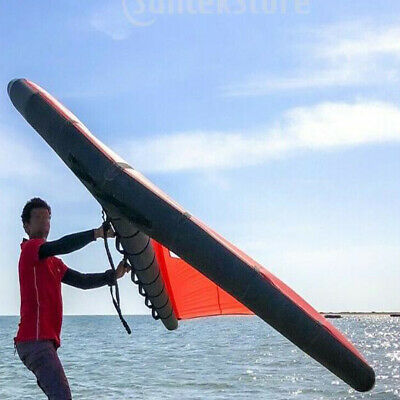 Ultralight Surfing Foil Wing Inflatable Surfboard Sups Hydrofoil Foiling Kite Ebay