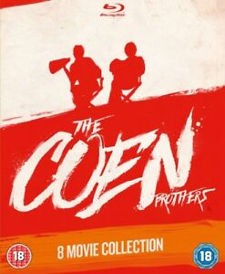 Nuovo The Coen Brothers - Del Regista Collection Blu-Ray
