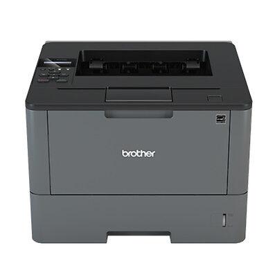 Brother HL-L5000D monochrom Laserdrucker 40 Seiten/Min LCD USB