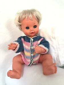 Puppe-FURGA-Italien-70er-Jahre-Italy-vintage-Doll