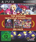 The Disgaea -- Triple Play Collection (Sony PlayStation 3, 2015)