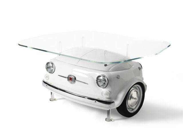 Tavolo Meritalia Fiat 500 Collection Pic Nic design Lapo Elkann TABLE