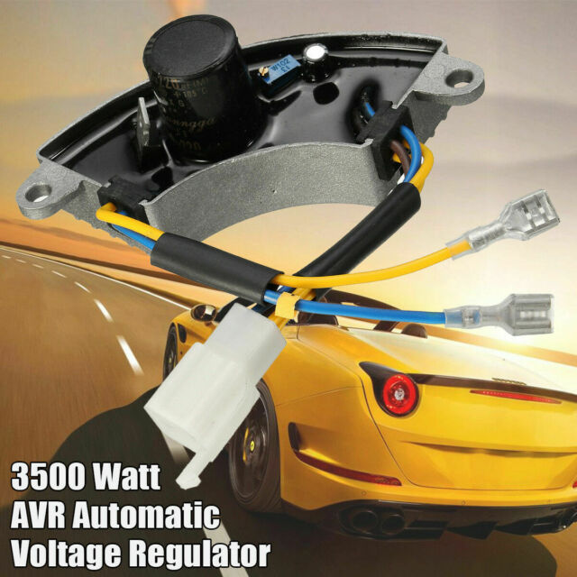 3500Watt Aluminum Generator AVR Automatic Voltage Regulator Rectifier 3.5KW 250V