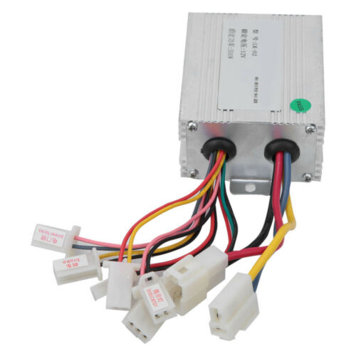 DC 12V 500W Electric Bicycle E-bike Scooter Brush Speed Motor Controller