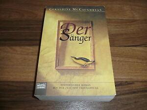 Geraldine-McCaughrean-der-SANGER-ein-historischer-Roman-a-d-Z-TROUBADOURE