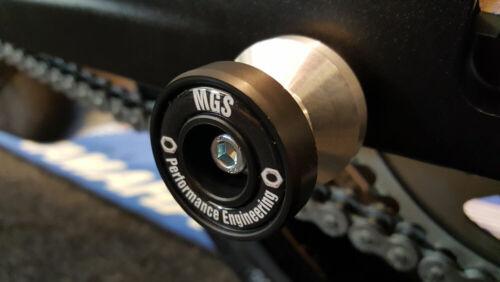 Kawasaki Ninja 650 Z650 2017 2018 2019 MGS Performance Paddock Stand Bobines