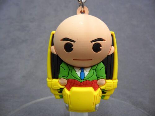 Professor X Blind Bag Keychain NEW X-Men Collectors 3-D Figural Key Chain