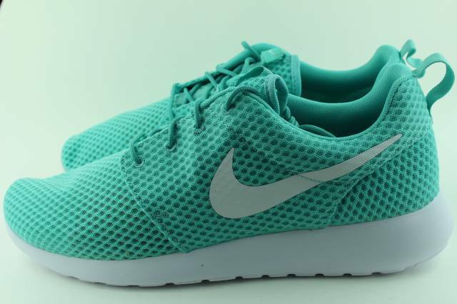 f30d8138d32ad Nike Roshe One BR Sz 13 Calypso White Premium Running Breathe Rosherun Max