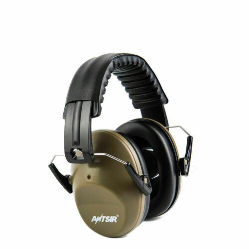 Ear Protection Earflap Anti-Noise Soundproof Earmuffs Foldable Noise Canceling