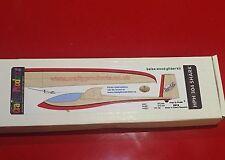 BALSA WOOD GLIDER KIT 304 SHARK sailplane catapultare piano partybag TOY modello COLLA