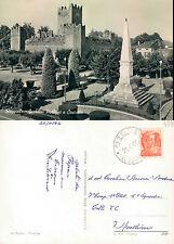 REGGIOLO - GIARDINI PUBBLICI E CASTELLO        (rif.fg.4590)