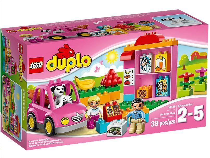 LEGO ® DUPLO ® 10546 Supermarché Nouveau neuf dans sa boîte _ My First Boutique NEW En parfait état, dans sa boîte scellée Boîte d'origine jamais ouverte