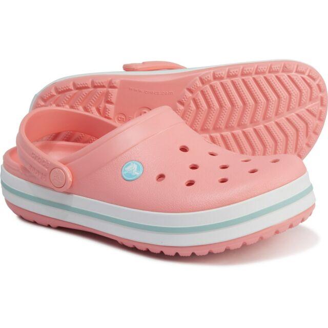 Crocs Womens 9 Mens 11 Crocband Clog